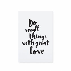 postcard-do-small-things-with-great-love